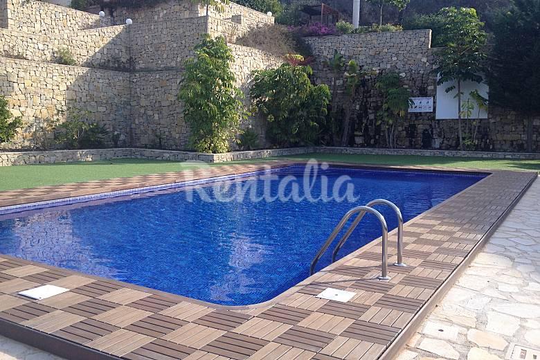 Casa para 6 personas con piscina communitaria calpe calp for Piscinas calpe