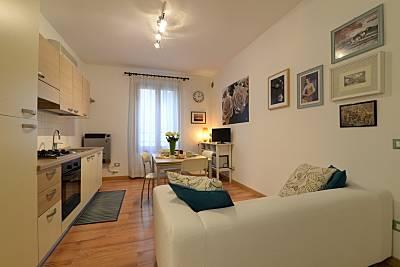 Appartamento VERDE tra le Piazze e il Duomo Padova