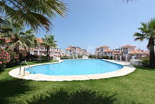 Casa de tres dormitorios con bonitas vistas. Málaga