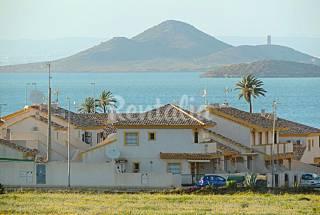 Casa para 4-6 personas a 100 m de la playa Murcia