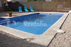 House for 6 people only 1000 meters from the beach Tarragona