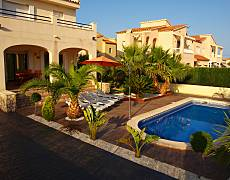 House for 6-8 people 1500m from the beach Tarragona