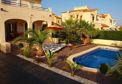 Maison pour 6-8 personnes à 1500m de la plage Tarragone