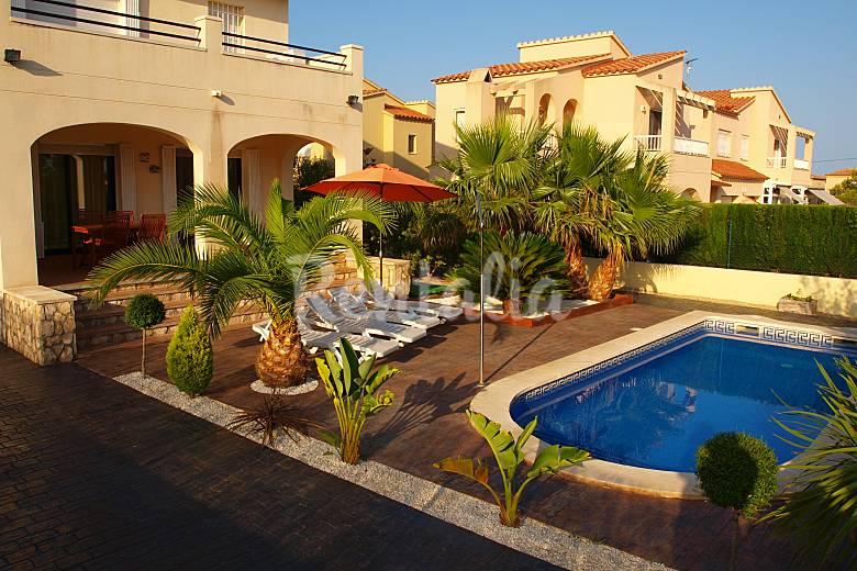 Alquiler vacaciones apartamentos y casas rurales en l 39 ametlla de mar tarragona - Casa rural ametlla de mar ...