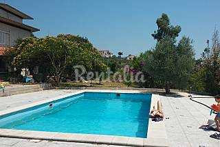 Villa for 2-4 people 7 km from the beach Latina