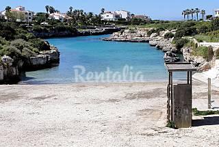 Casa adosada a 100m de la playa Menorca