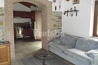 Apartment for 4 people 15 km from the beach Massa and Carrara