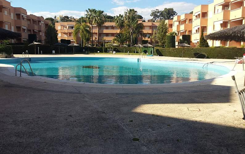 Appartement pour 5 personnes 100 m de la plage - Rentalia islantilla ...