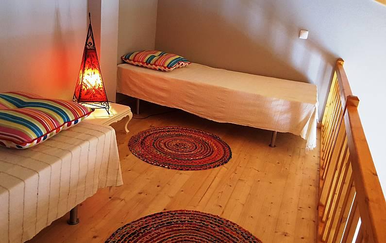 Beach Bedroom Algarve-Faro Aljezur House - Bedroom