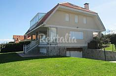 Villa para 12 personas a 200 m de la playa Cantabria
