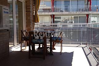 Apartamento para 5 personas a 300 m de la playa Girona/Gerona