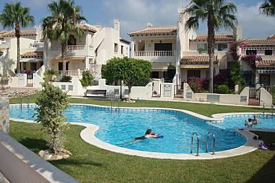 Bonito Apartamento en Campo de Golf  Las Ramblas Alicante