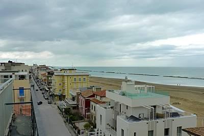 Appartamento con 1 camera sul Lungomare di Viserba Rimini