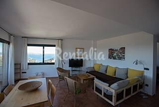 Appartement pour 4 personnes à 3 km de la plage Gérone