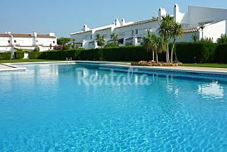 Casa para 6 personas con piscina comunitaria Girona/Gerona