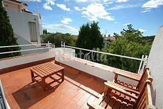 Apartamento duplex en alquiler a 300 m de la playa Girona/Gerona
