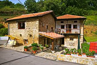 House with private garden+4 bikes Cantabria