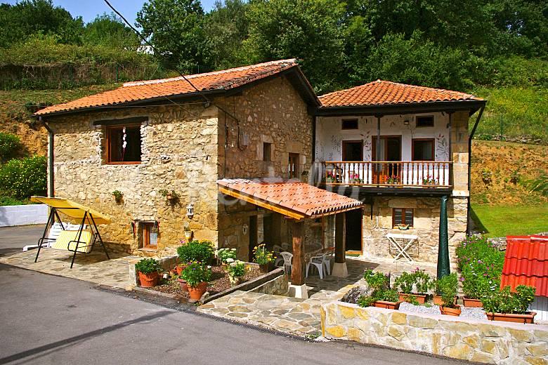 Casas de vacaciones en puente viesgo cantabria chalets casas rurales y bungalows - Casa rural puente viesgo ...