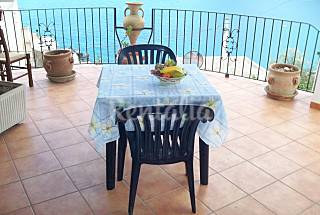 Apartment for 2 people only 80 meters from the beach Messina