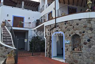 Apartment for 5-7 people only 80 meters from the beach Messina