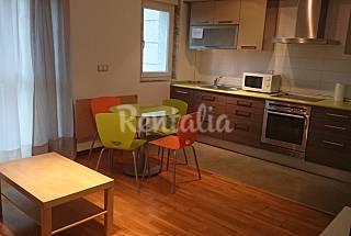 Appartement pour 4 personnes à 1000 m de la plage Lugo