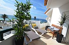 Luxuoso  t3  vista Mar Free WIFI Algarve-Faro