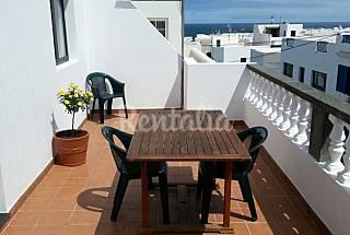 Apartamento para 4-6 personas a 300 m del mar. Lanzarote