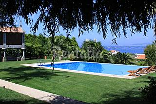 Villa for rent only 150 meters from the beach Pontevedra