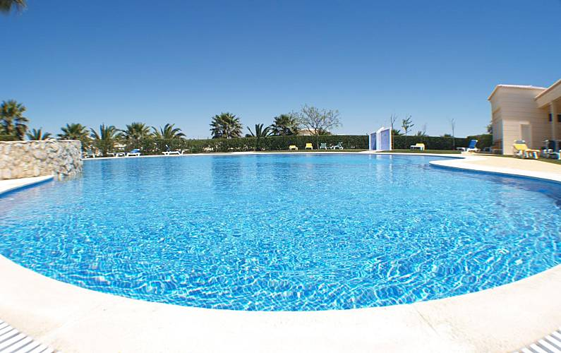 ab4525095a743 Betty - Piso extraordinario a 1200 de la playa Algarve-Faro - Piscina