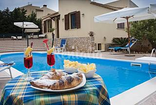 Villa for 6-7 people only 500 meters from the beach Trapani