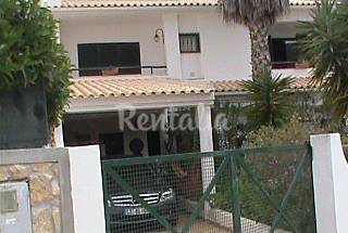 Casa com 2 quartos a 1200 m da praia Algarve-Faro