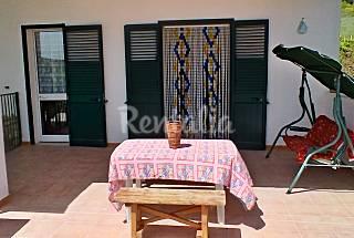 Villa for rent with private garden Trapani