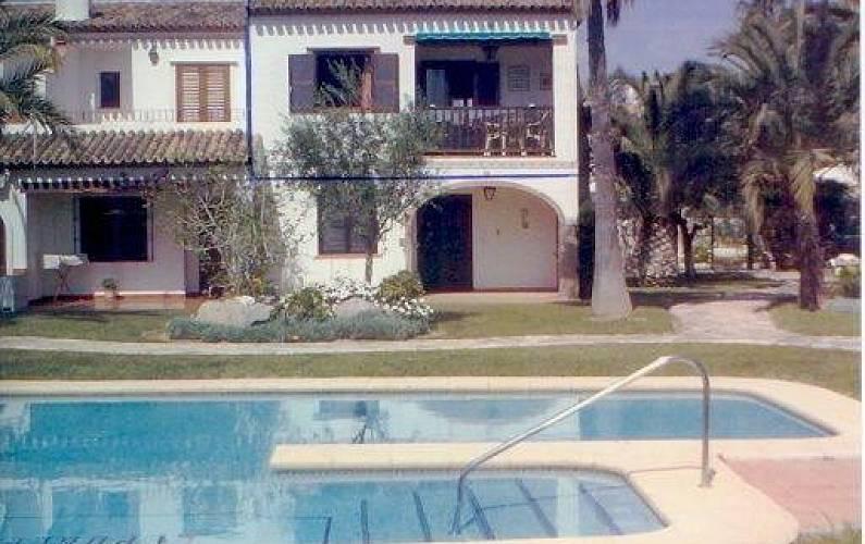 Apartment Outdoors Alicante Dénia Apartment - Outdoors