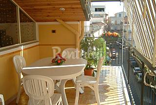 Apartment with 2 bedrooms only 800 meters from the beach Messina