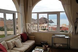 Sea Side Villa in Natural Reserve for 7  9 guests Almería