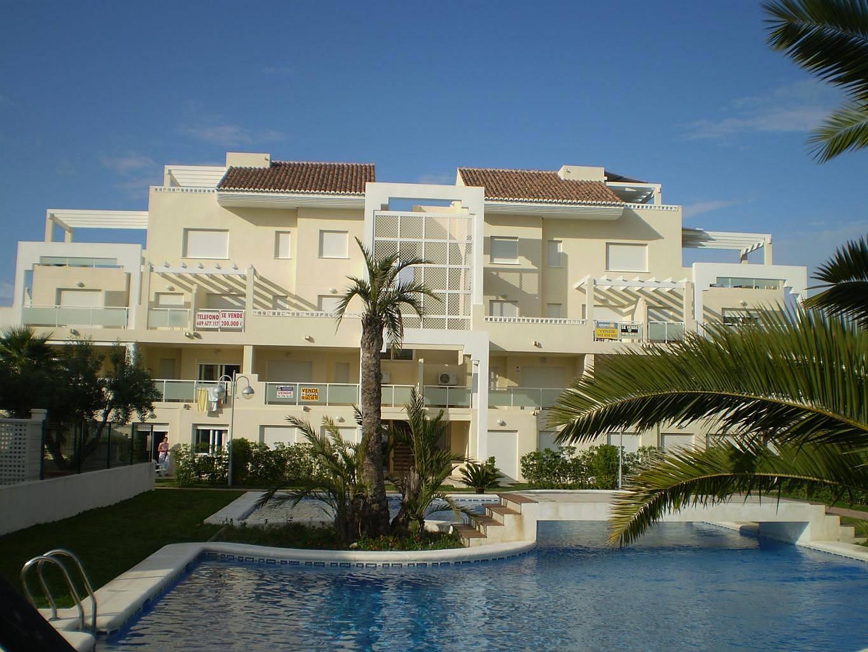 Apartamento en alquiler a 350 m de la playa oliva playa oliva valencia - Alquiler de apartamentos en oliva playa ...