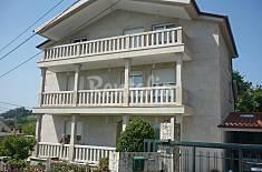 Ático de 2 habitaciones a 1500 m de la playa Pontevedra