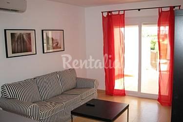 Apartment Living-room Murcia Alhama de Murcia Apartment