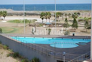 Apartamento de 2 habitaciones a 50 m de la playa Murcia