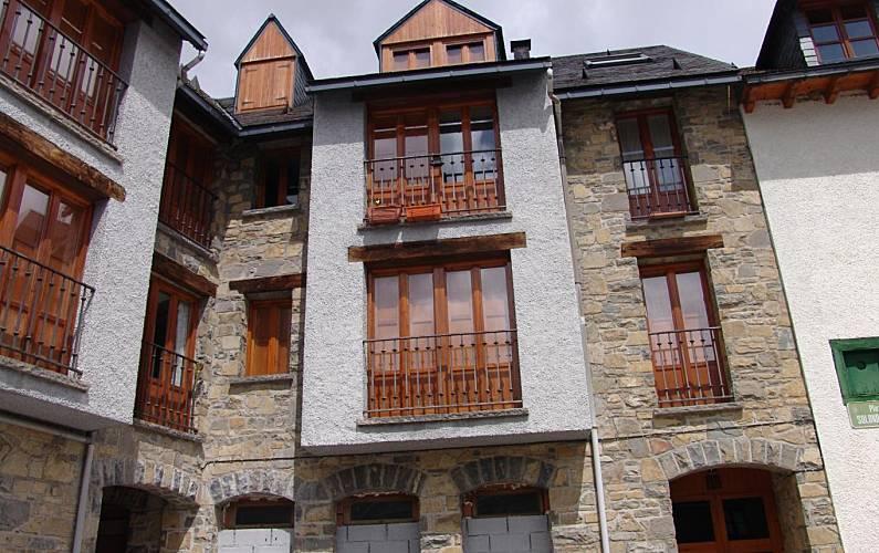Apartment Outdoors Huesca Sallent de Gállego Apartment - Outdoors