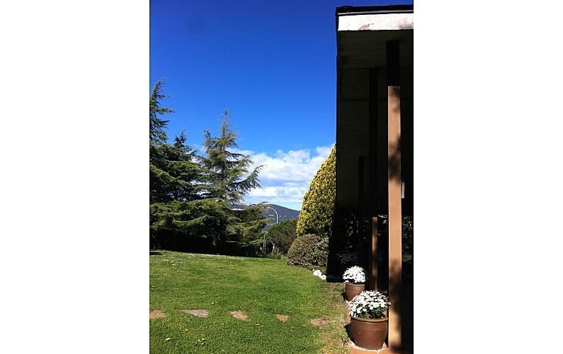 Villa Vistas desde la casa Barcelona Seva Villa en entorno rural - Vistas desde la casa