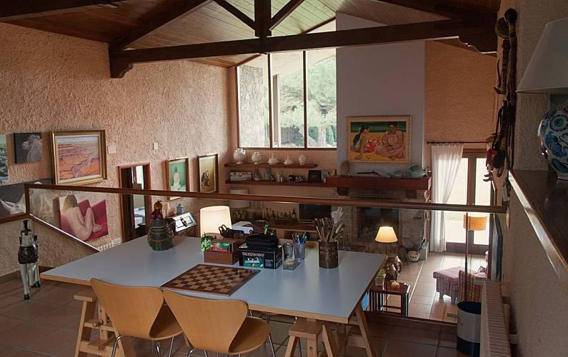 Villa Salón Barcelona Seva Villa en entorno rural - Salón