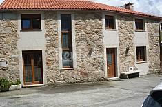 Casa de 2 habitaciones con jardín privado A Coruña/La Coruña