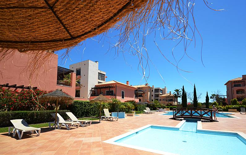 Luxuary Swimming pool Algarve-Faro Loulé Apartment - Swimming pool