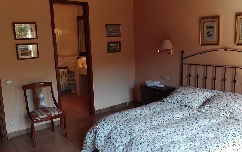 Villa Barcelona Seva Villa en entorno rural -