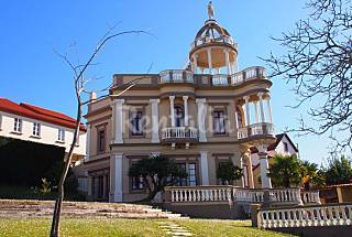 Villa for rent only 1500 meters from the beach A Coruña