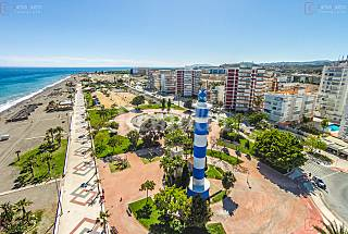 Apartment with 3 bedrooms only 300 meters from the beach Málaga
