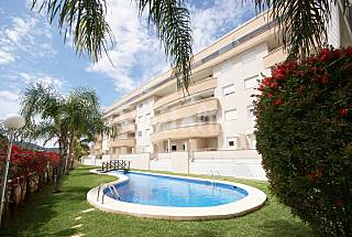 Apartment for 6 people only 400 meters from the beach Alicante