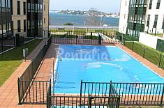 Appartement pour 4-5 personnes à 3 km de la plage Asturies