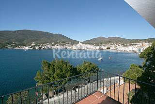 Apartment for 2 people only 100 meters from the beach Girona